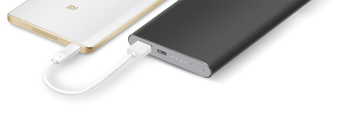 xiaomi mi power bank pro 1000 mah szurke t04
