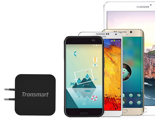 tronsmart cc1t autos tolto qualcomm quickcharge 3